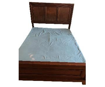 Coaster Fine Furniture Wood Queen Size Bed Frame