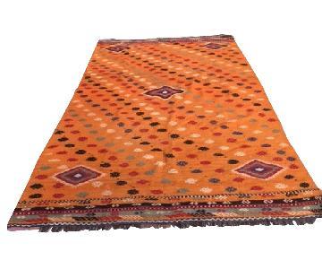 Anatolia Turkish Nomads Kilim Rug