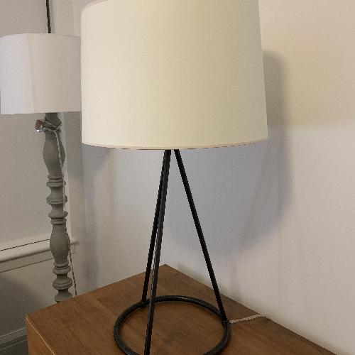 Thomas O'Brien Modern Nina Tapered Table Lamp