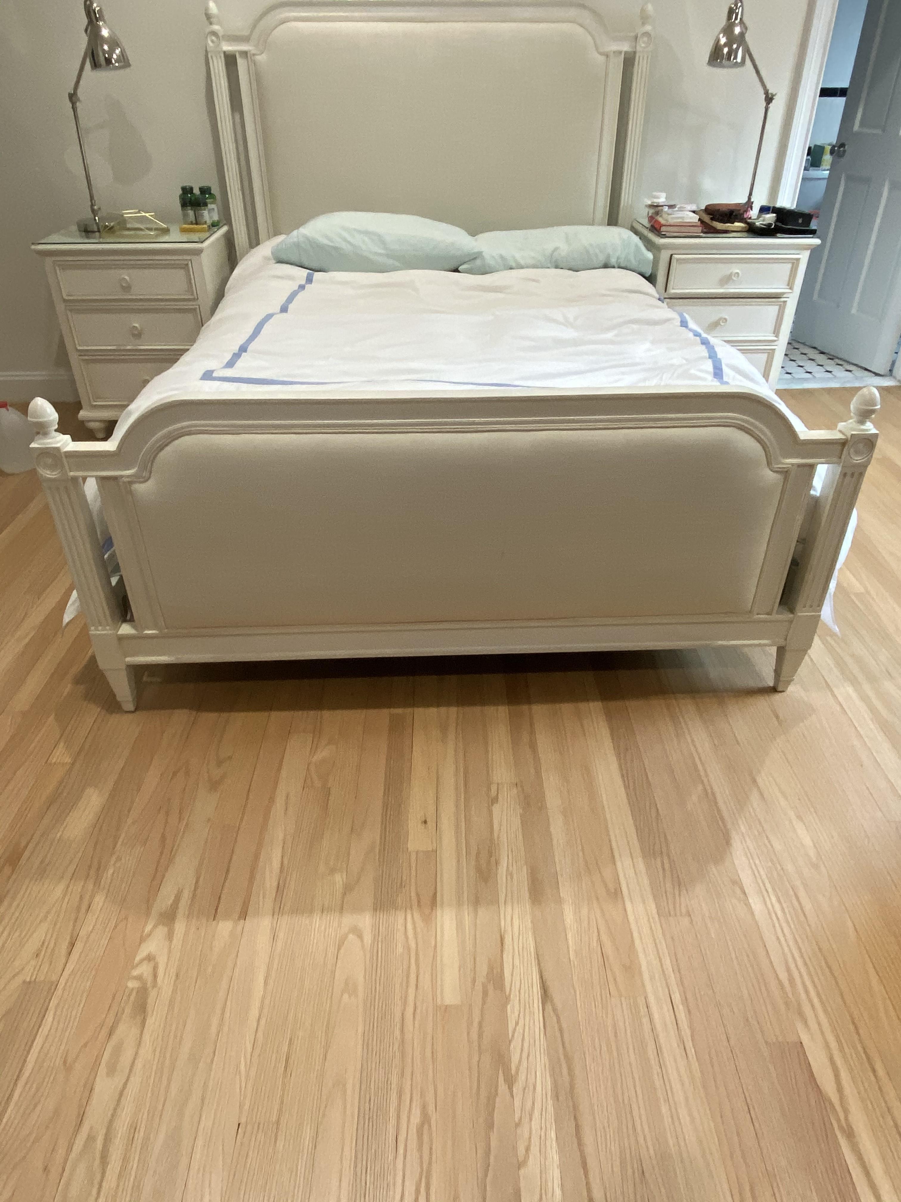 Ethan Allen Alessandra Queen Bed