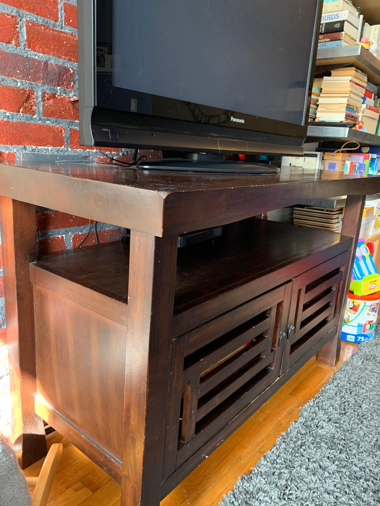 World Market TV/Media Storage Cabinet