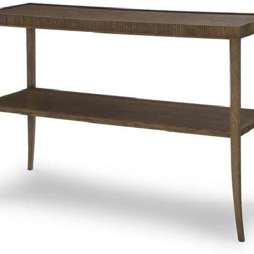 Century Furniture Emile Shelf Table