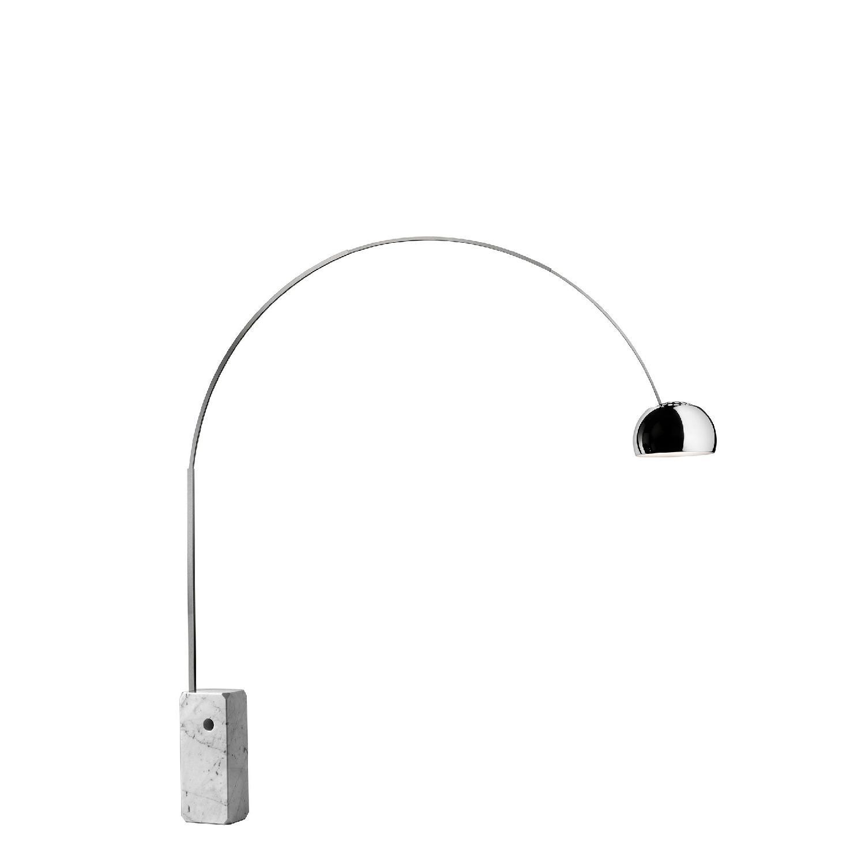 Flos Arco Floor Lamp - image-0