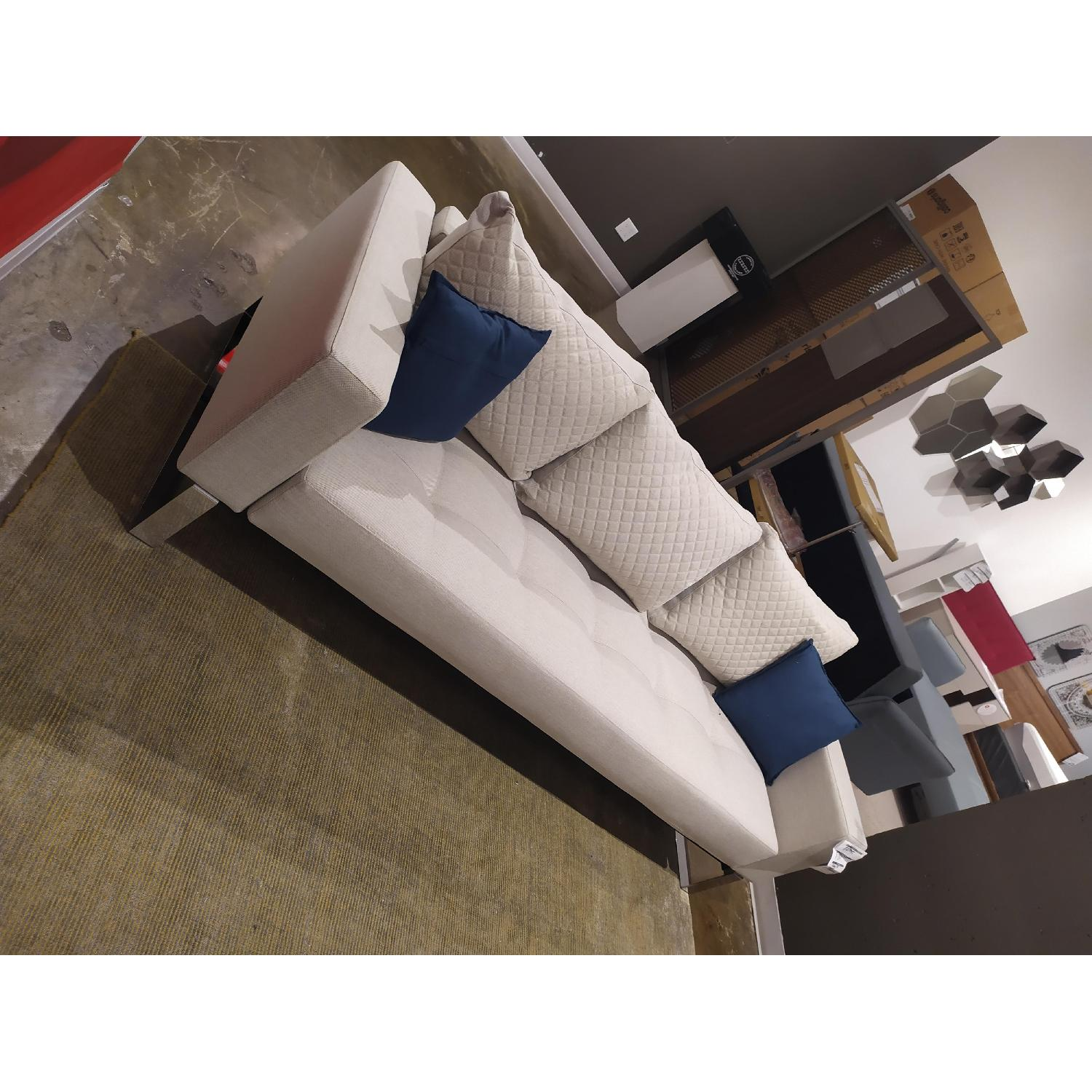 Innovation USA Cassius Quilt Deluxe Sleeper Sofa - image-1