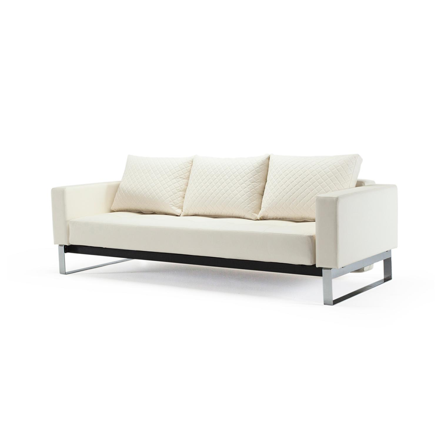 Innovation USA Cassius Quilt Deluxe Sleeper Sofa - image-0