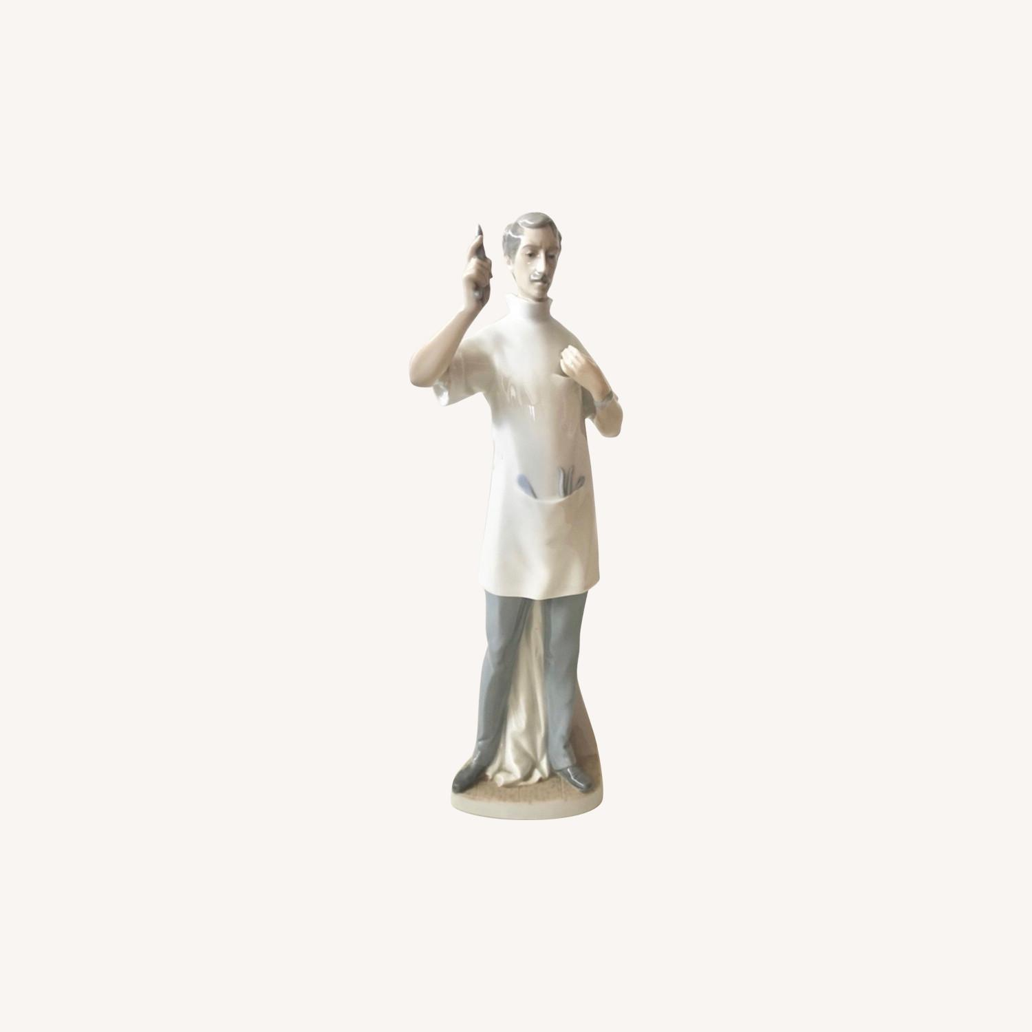 Lladro The Dentist Porcelain Figurine - image-0