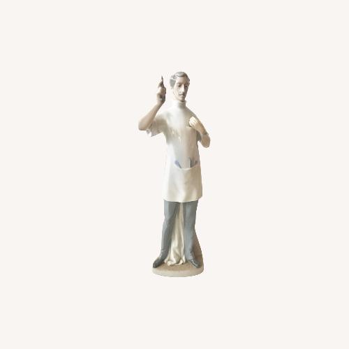 Used Lladro The Dentist Porcelain Figurine for sale on AptDeco