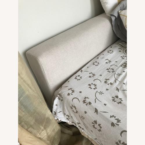 Modani Solid Wood Platform Bed