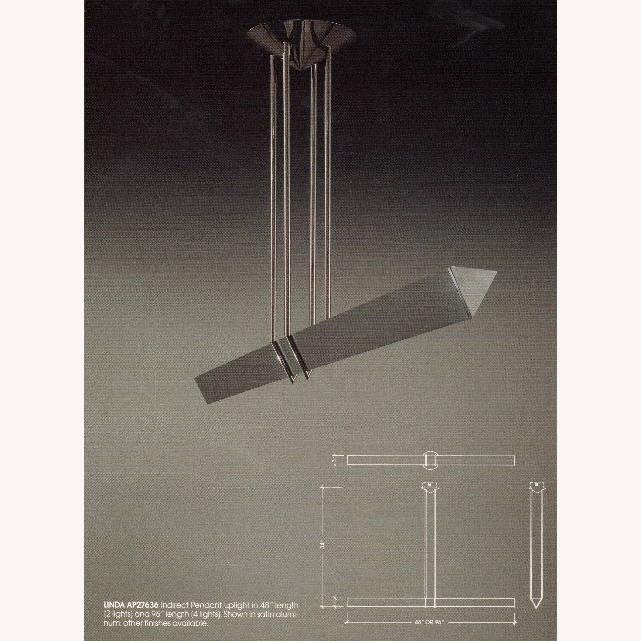 Baldinger Architectural Lighting Andree Putman Chandelier