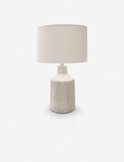 Lulu & Georgia White Lamp