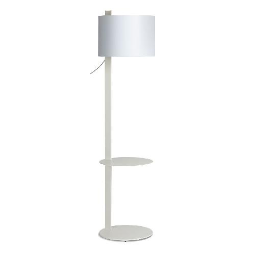 Blu Dot Note Floor Lamp w/ Table