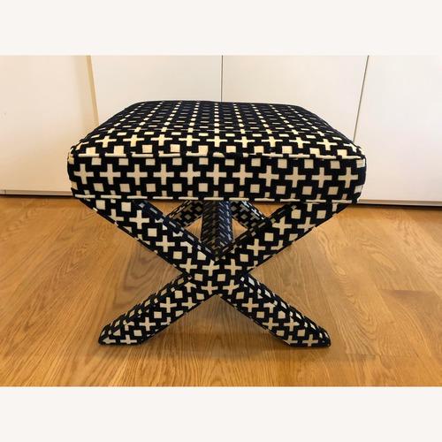 Jonathan Adler Custom X-Bench