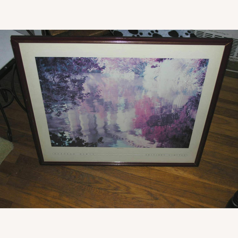 Deborah DeWit Framed Poster 1984 - Palace of Fine Arts - image-2