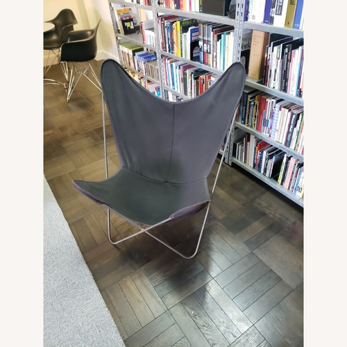 Vintage Knoll Butterfly/Sling/Hardoy Chair