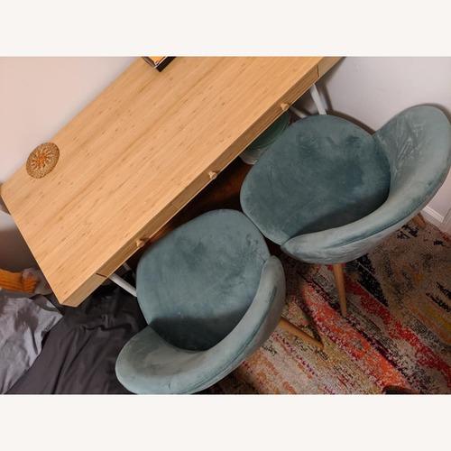 AllModern Mid Century Modern Accent Side Chairs