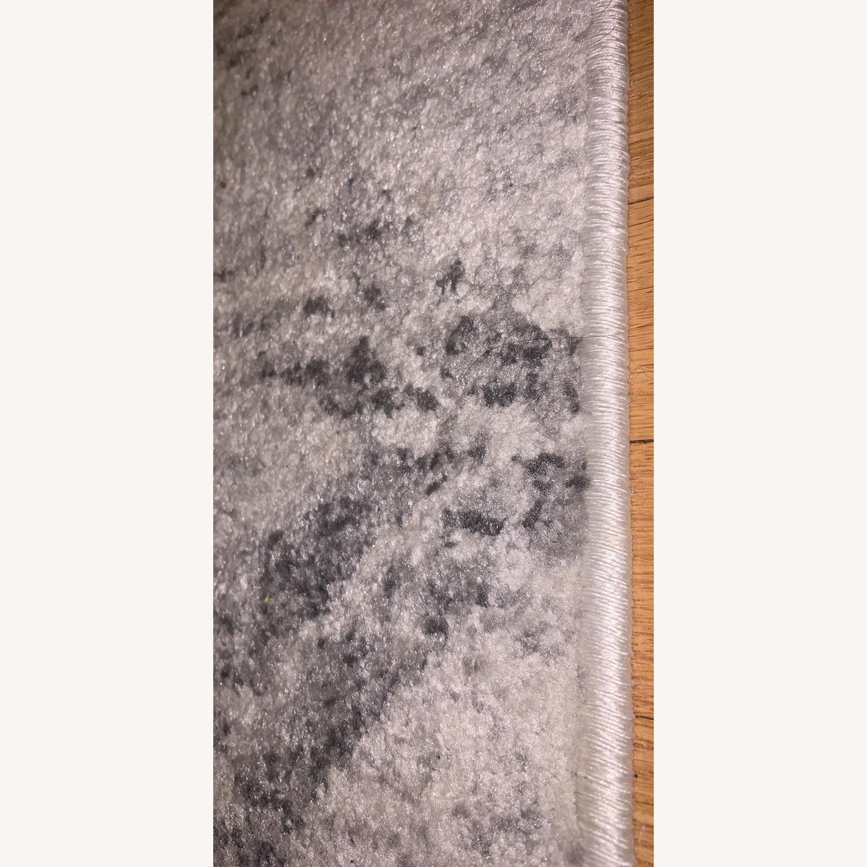 nuLOOM Grey/Silver Area Rug