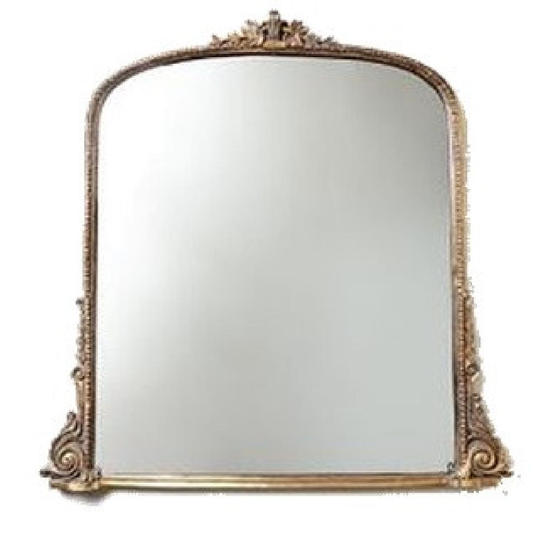 Anthropologie Gleaming Primrose Mirror Aptdeco