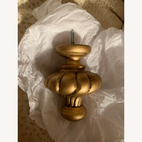 Horchow Hand Painted Finials
