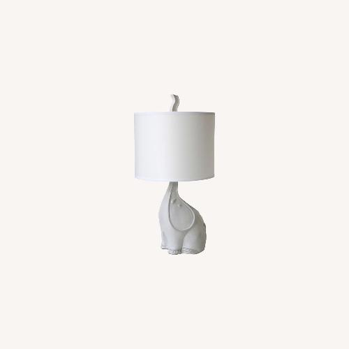 Jonathan Adler Nursery Elephant Table Lamp