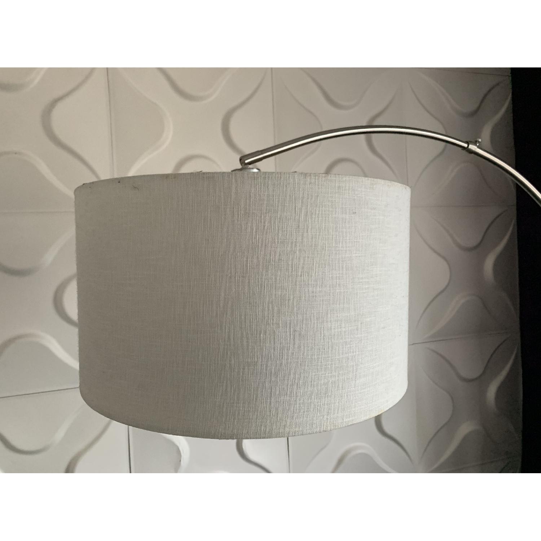 Cb2 Mid Century Modern Arc Floor Lamp