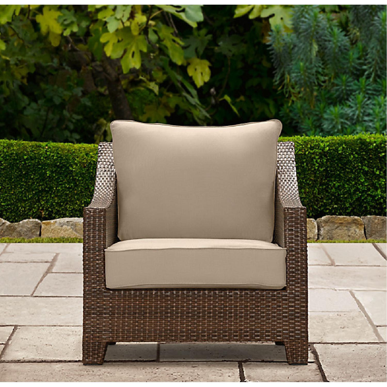 Restoration Hardware La Jolla Lounge Chairs - image-6