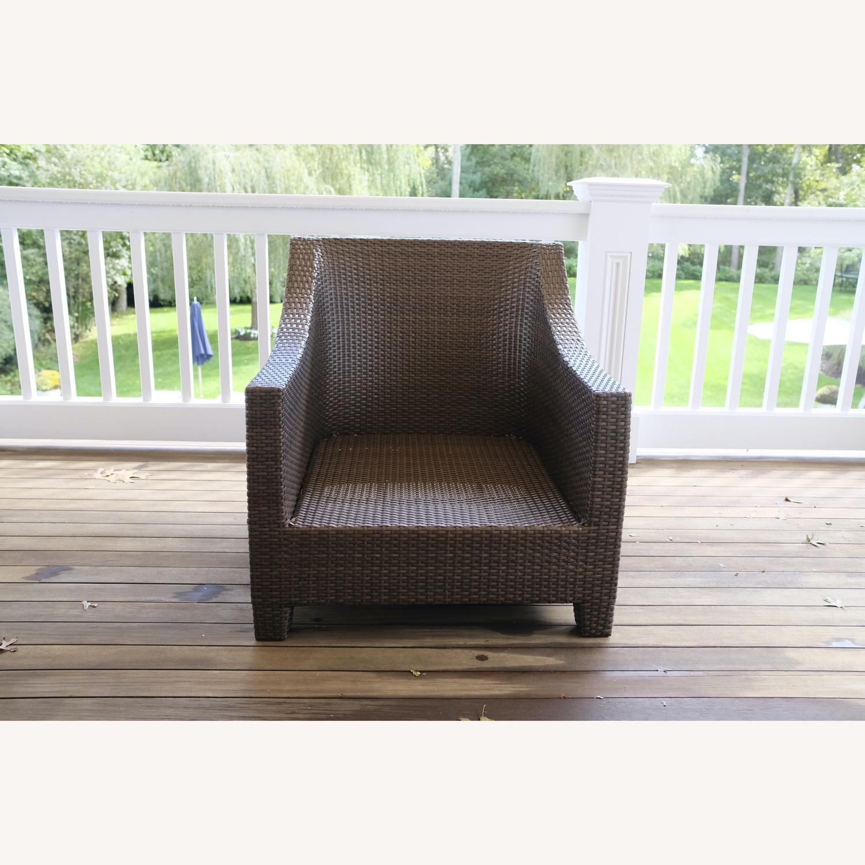 Restoration Hardware La Jolla Lounge Chairs - image-2