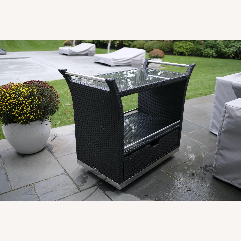 Frontgate Ultimate Serving Cart - image-2