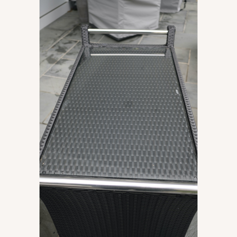 Frontgate Ultimate Serving Cart - image-5