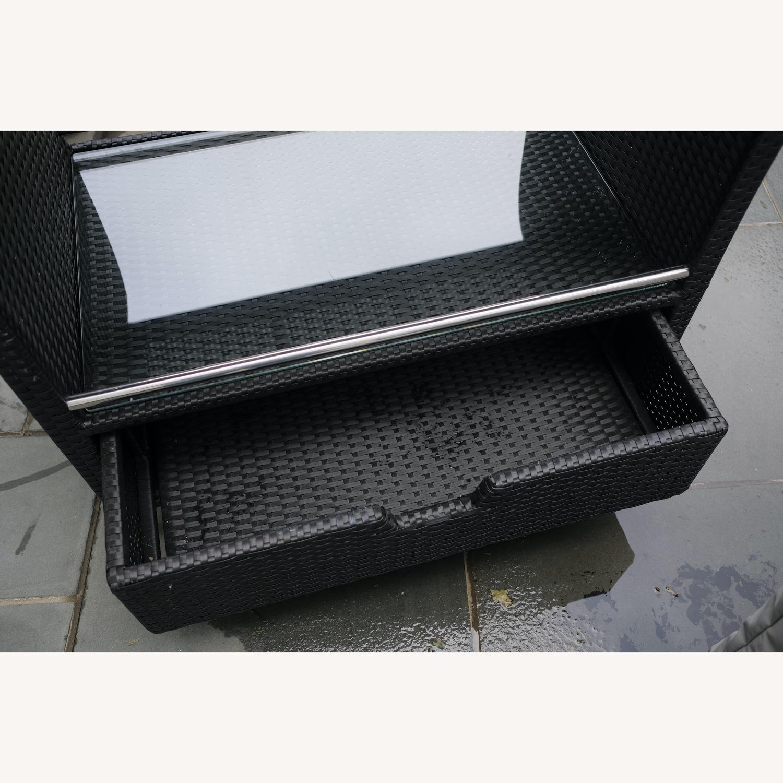 Frontgate Ultimate Serving Cart - image-6