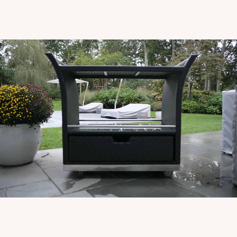 Frontgate Ultimate Serving Cart - image-1