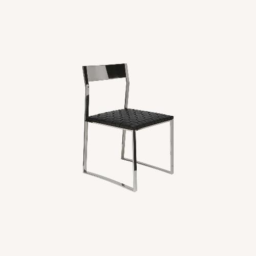 Used Nuevo Living Camille Dining Chairs for sale on AptDeco