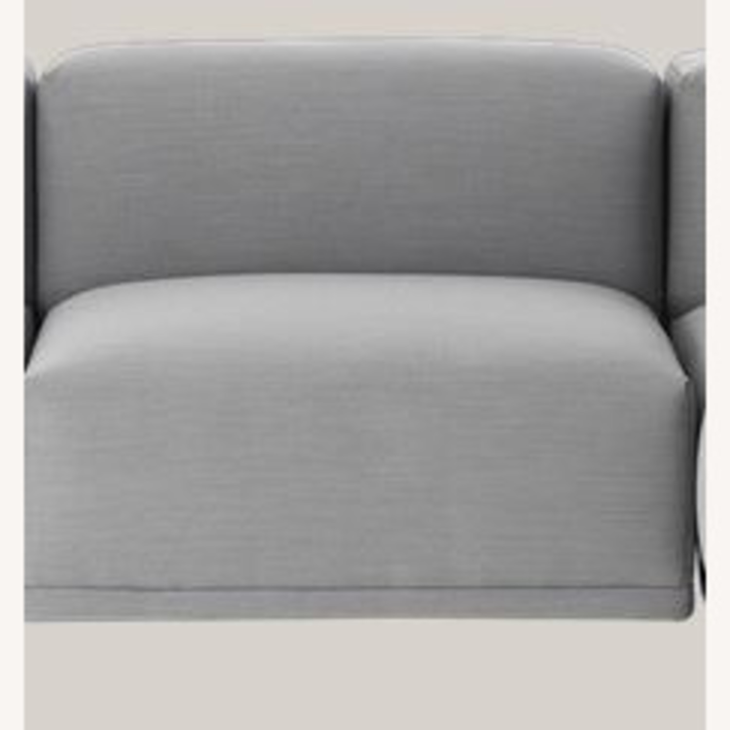 Muuto Connect Armless Chair - image-3