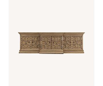 Restoration Hardware Castello Media Console