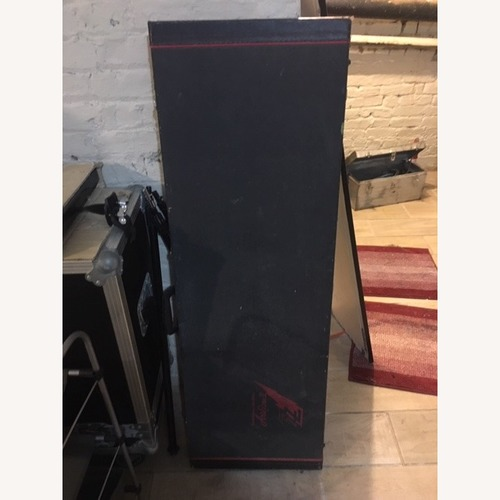 Used Vintage Hard Shell Guitar Case for sale on AptDeco
