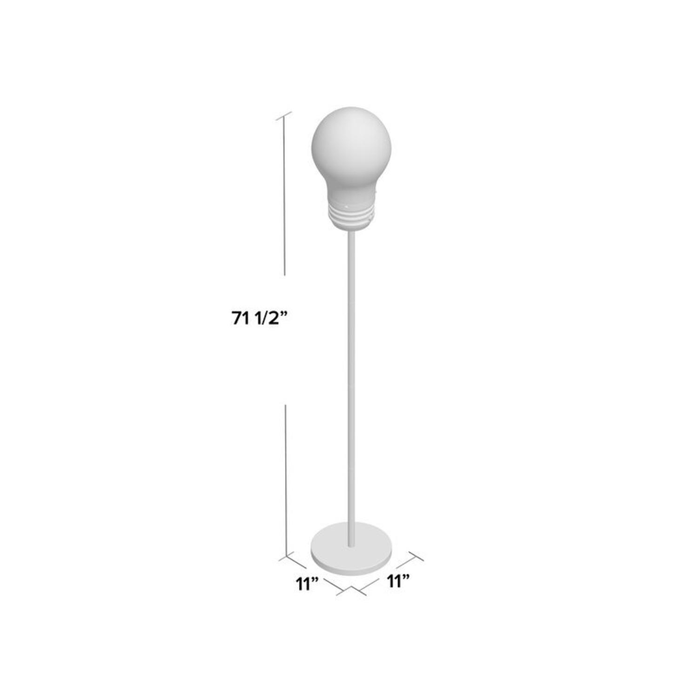 Mercury Row Hendley Floor Lamp - image-2