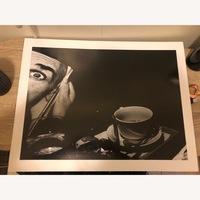 Black & White Print