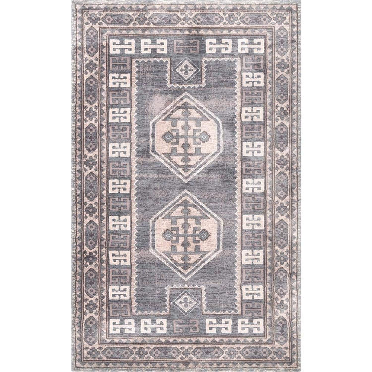 nuLOOM Transitional Token Nichole Area Rug