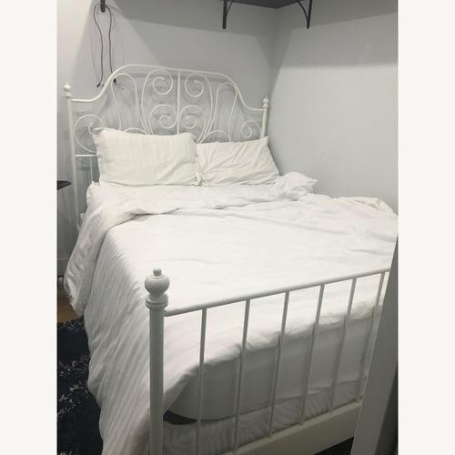 Ikea Leirvik Full Size Bed