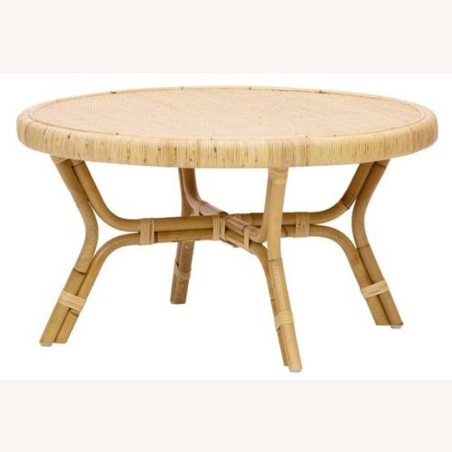 Selamat Designs Tadar Coffee Table + Libra Side Table