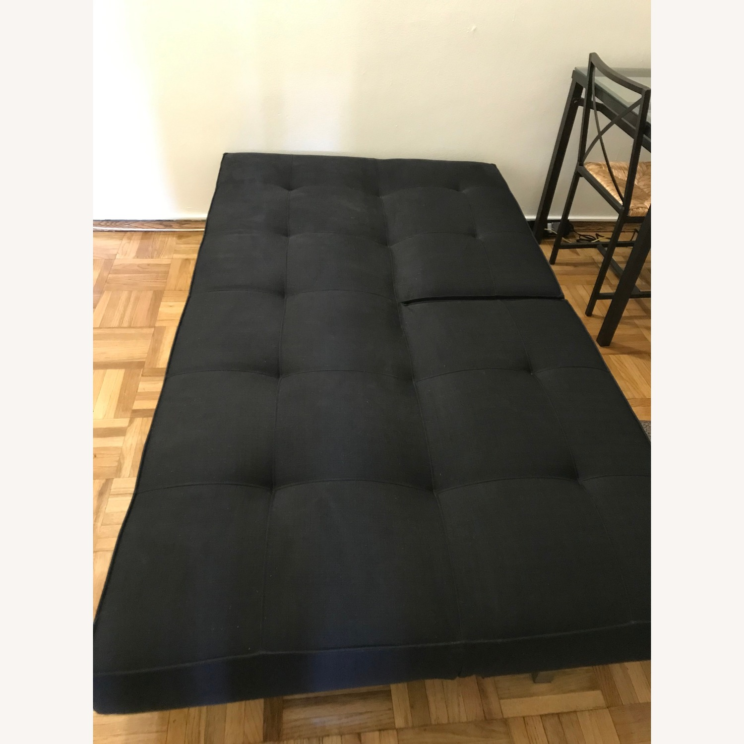 Innovations USA Black Splitback Futon