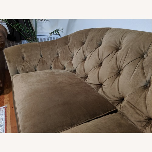 Ralph Lauren Custom Sofa