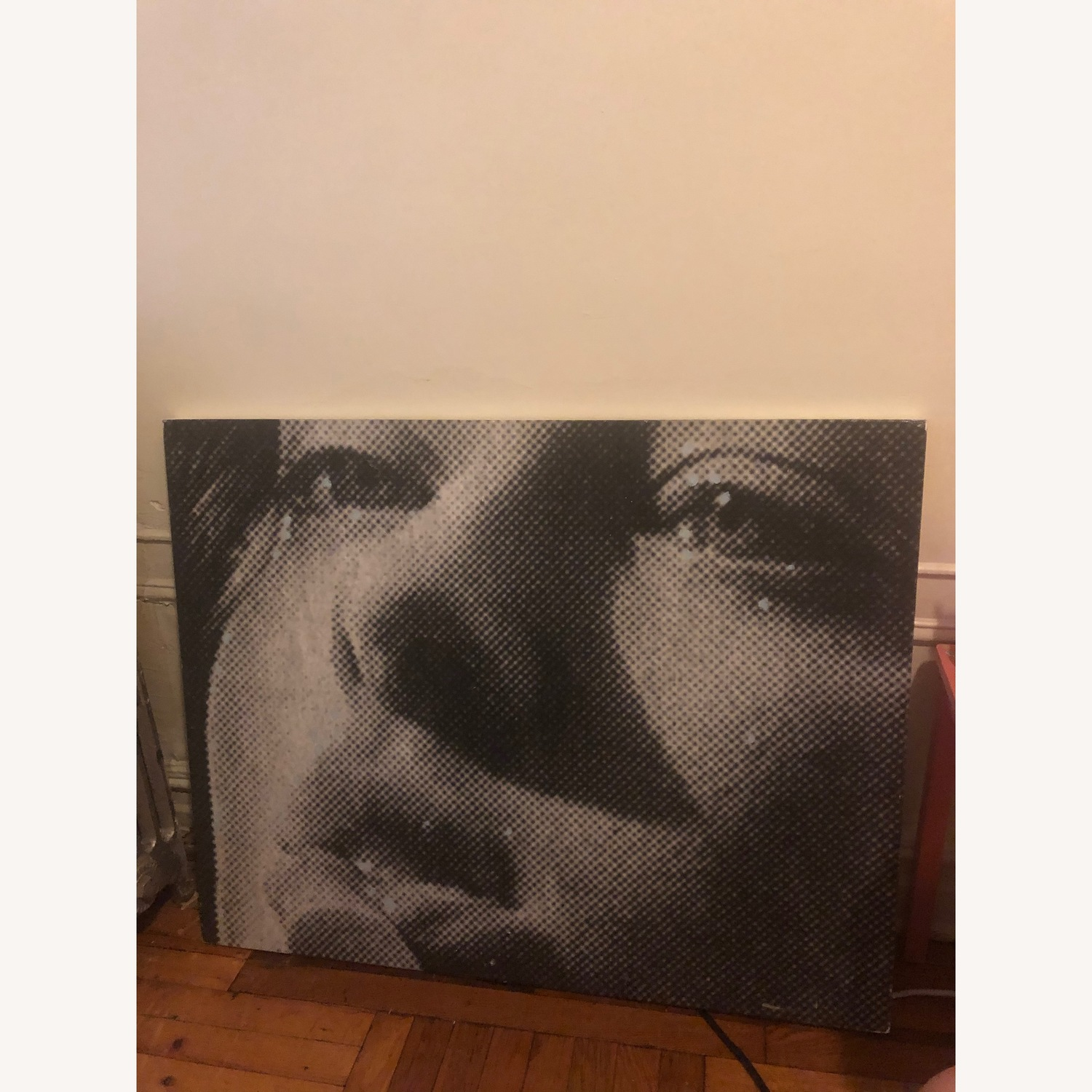 Woman's Print on Canvas - image-1