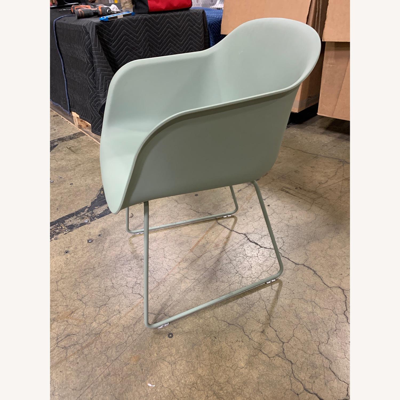 Muuto Fiber Armchair w/ Sled Base - image-3