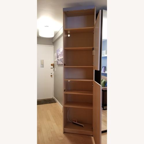 Ikea Bookcase w/ Doors