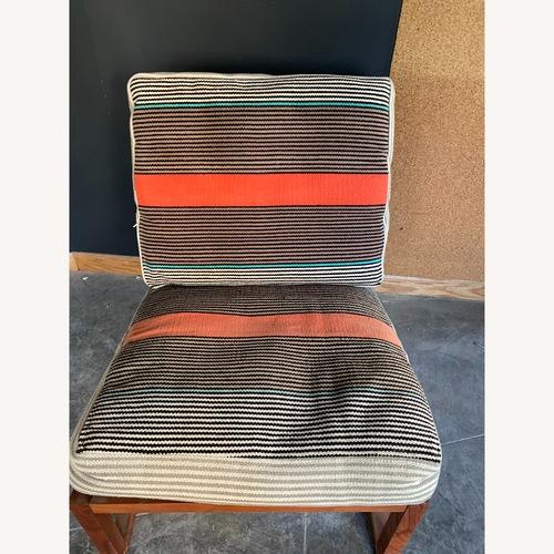 CB2 Lounge Chair w/ Cushions