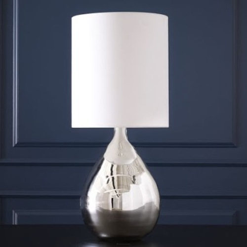 West Elm Mercury Jug Lamp