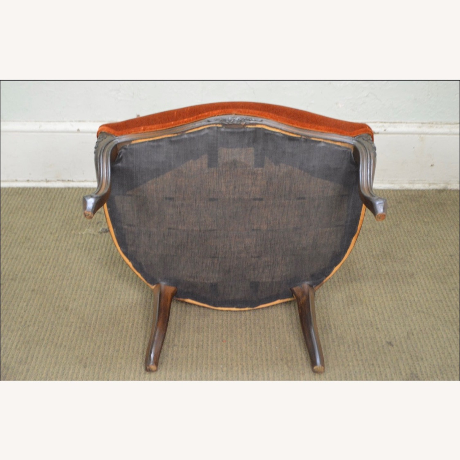 French Louis Style Accent Armchairs