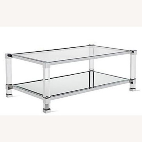Z Gallerie Coffee Table