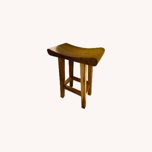Used One Kings Lane Anzu Counter Stools for sale on AptDeco