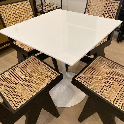 Modway Lippa Square Dining Table